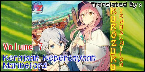 Tensei Kizoku Isekai Boukenroku Volume 7 indonesia